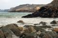 Картинка море, волны, камни