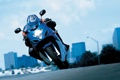 Картинка мотоциклы, спорт, suzuki, moto wallpapers 2560x1600, gsx 650f action