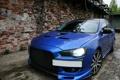 Картинка Mitsubishi, Lancer, Blue