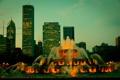 Картинка город, Чикаго, США, Chicago, Иллиноис