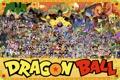 Картинка yellow, characters, dragon ball z, many