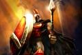 Картинка league of legends, warrior, pantheon, helmet