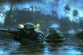 Картинка дождь, болото, солдаты, медаль за отвагу, Medal of Honor Warfighter