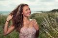 Картинка девушка, Frisch, настроение