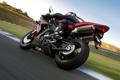 Картинка дорога, спорт, скорость, трасса, мотоцикл, yamaha, moto