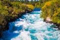 Картинка деревья, природа, река, поток