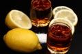 Картинка лимон, сахар, стаканы, напиток