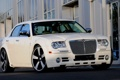 Картинка white, Sedan, Chrysler, Startech, 300C
