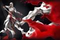Картинка кровь, blood, assassins creed, альтаир, assassin, altair