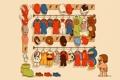 Картинка одежда, гардероб, игра, марио