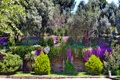 Картинка деревья, цветы, парк, кусты, Турция, Izmir