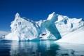 Картинка холод, лед, снег, горы, гора, айсберг