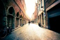 Картинка Брюгге, здания, Европа, улица, Бельгия, город, люди