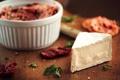 Картинка зелень, сыр, томат, помидор, обед, bread, cheese