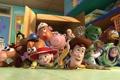 Картинка комната, коробка, Pixar, Toy Story 3, История игрушек:Большой побег