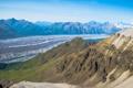 Картинка ледник, США, Kennecott, южная Аляска
