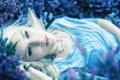 Картинка dream, sweep, surreal, blue