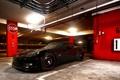 Картинка corvette, black, z06