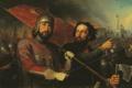 Картинка м. и. скотти, картина, минин и пожарский