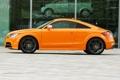 Картинка машина, Audi, ауди, вид сбоку, Coupe, Audi TTS