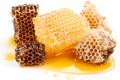 Картинка соты, сладко, мёд