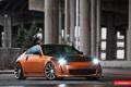 Картинка оранжевый, фары, тюнинг, Nissan, ниссан, 350Z, orange