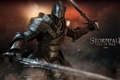 Картинка оружие, меч, воин, арт, доспех, Stormfall