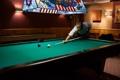Картинка спорт, бильярд, game, pool, играет, Barack Obama, Барак Обама