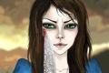 Картинка игра, Алиса, нож, Alice Madness Returns