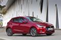 Картинка фото, Mazda, Автомобиль, Бордовый, 2014, Металлик, Mazda 2