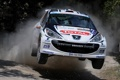 Картинка Скорость, Пежо, Peugeot, WRC, Rally, Ралли, Передок
