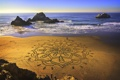Картинка San Francisco, искусство на пляже, Cliff House, Art on the Beach
