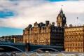 Картинка здания, Шотландия, Edinburgh, Эдинбург, Scotland, город, дома