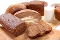 Картинка батон, молоко, bread, выпечка, пшеница, хлеб