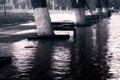 Картинка Дождь, Ливень, Black and White
