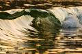 Картинка лето, вода, блики, волна