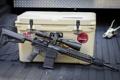 Картинка оружие, винтовка, автоматическая, AR-10