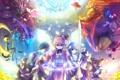 Картинка аниме, Ragnarok Online, мморпг, горничные, рагнарок