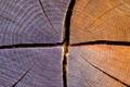 Картинка текстуры, full hd, трещина, трещины, дерево, брёвна, бревно