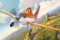 Картинка мультфильм, Pixar, Cars, rally, wings, Тачки, Walt Disney