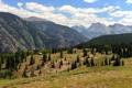Картинка лето, пейзаж, горы, природа