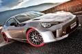 Картинка Toyota, автомобиль, ракурс, Marangoni, GT86-R, Eco Explorer