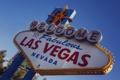 Картинка надпись, знак, лампочки, Las Vegas, Nevada, добро пожаловать в Лас-Вегас