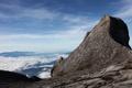 Картинка небо, облака, горы, скалы, пейзажи, облако, wallpapers 2560x1600