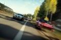 Картинка трасса, пыль, гонки, суперкары, Forza Horizon