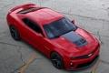 Картинка Chevrolet, Камаро, Красная, 2012, Шевролет, ZL1, Camaro
