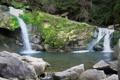 Картинка водопад, украина, карпаты