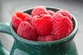 Картинка макро, ягоды, Raspberries