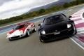 Картинка небо, передок, Lancia, старый и новый, лянча, легендарный автомобиль, Stratos