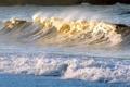 Картинка море, волны, брызги